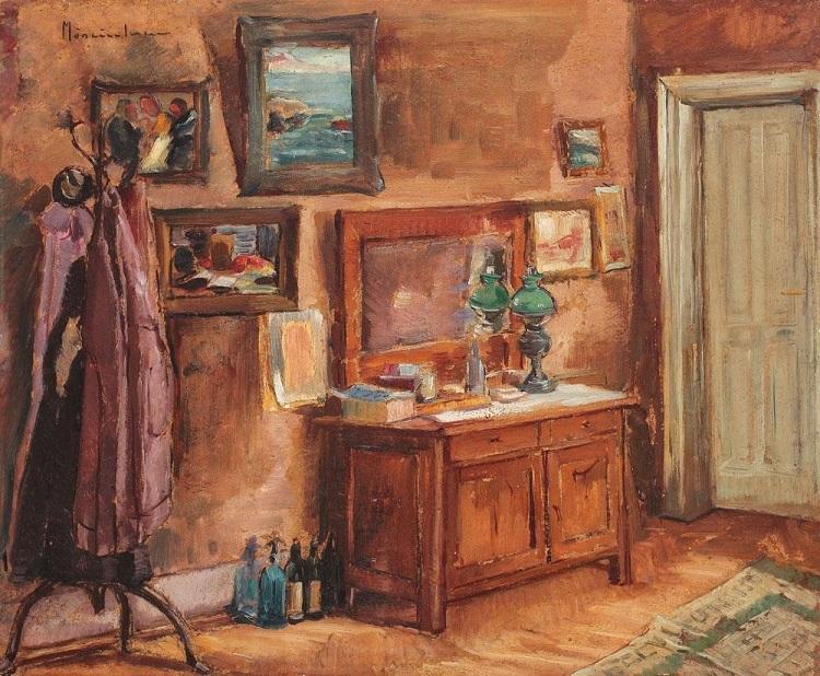 Apostol_Manciulescu_Interiorul_Artistului