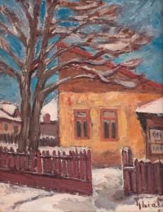 Dumitru_ghiata_birtul_satului_iarna