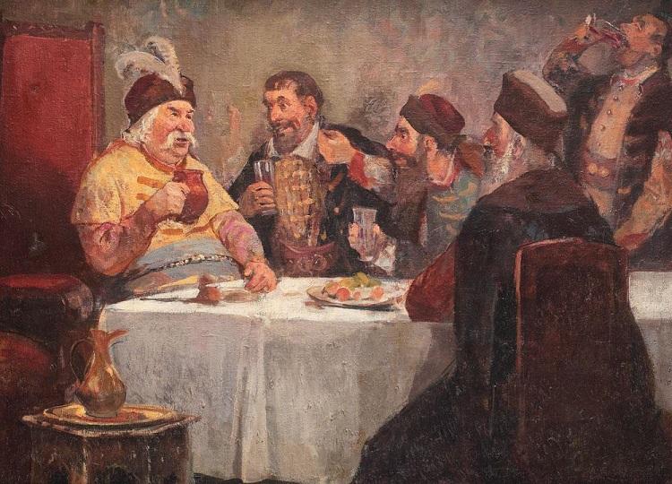 Ion_Stoica_Dumitrescu_Ospatul_Boierilor