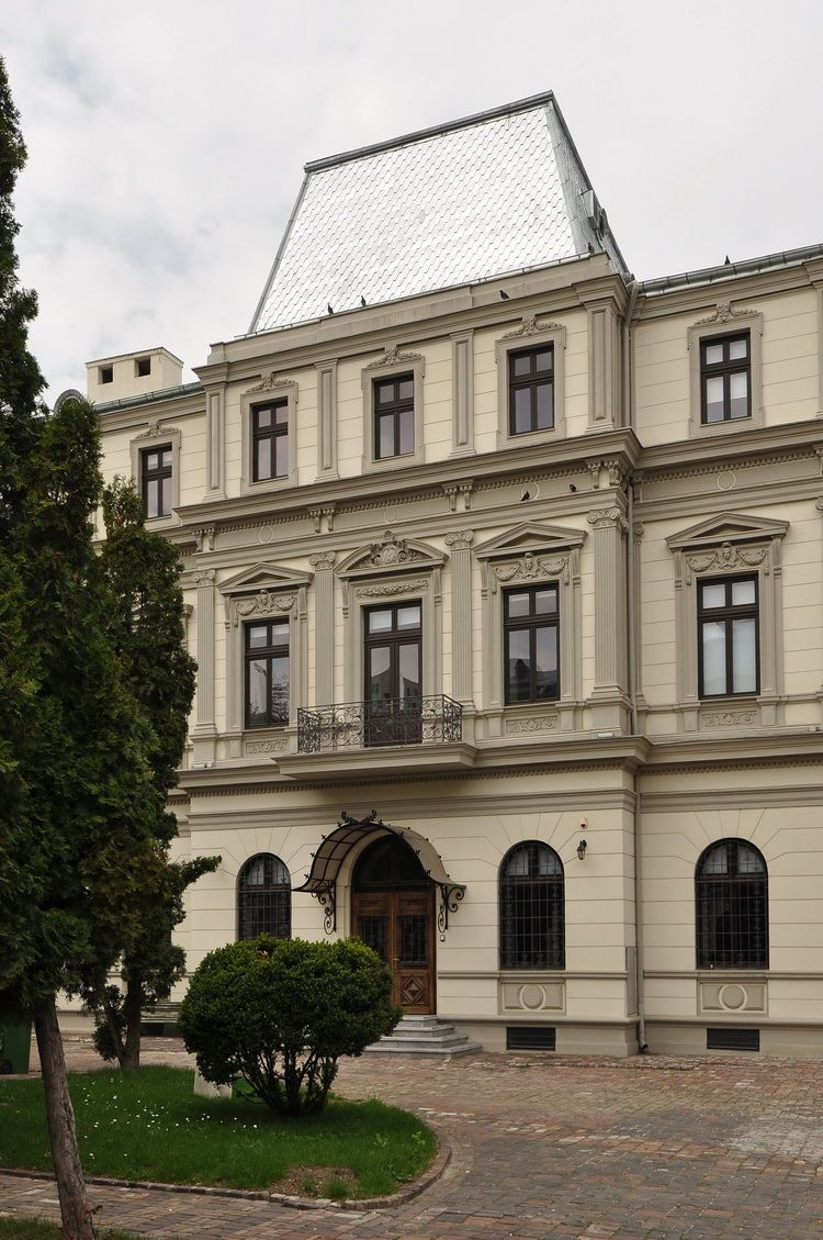 Muzeul Colectiilor de arta - casa Romanit (2)