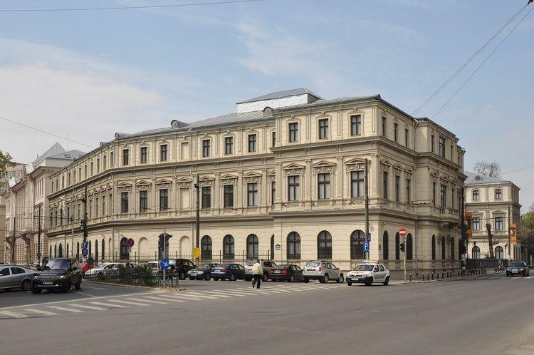 Muzeul Colectiilor de arta - casa Romanit (8)