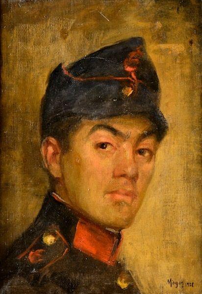 Nicolae_Petrescu_Mogos_Militar_In_Termen
