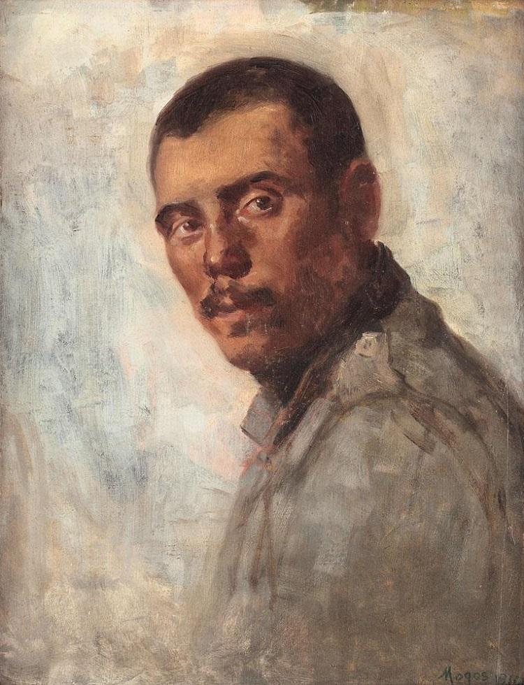 Nicolae_Petrescu_Mogos_Portret_De_Soldat