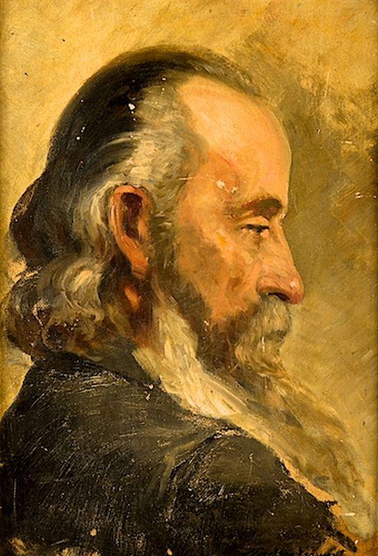Nicolae_Vermont_Portretul_unui_teolog