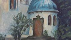 Simona_vasiliu_chintila_intrare_la_manastirea_varatec