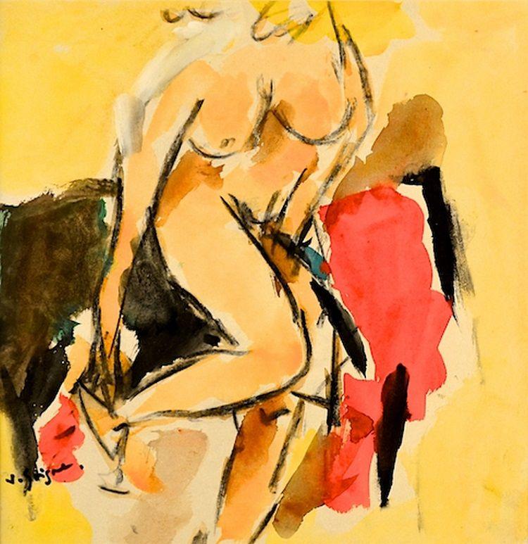 Vasile_Grigore_nud_in_atelier