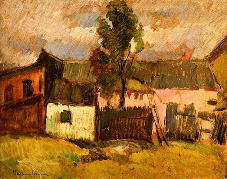 apostol_manciulescu_peisaj_rural