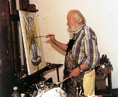 Artindex » Bernard BUFFET – Un festin vizual la Sofia