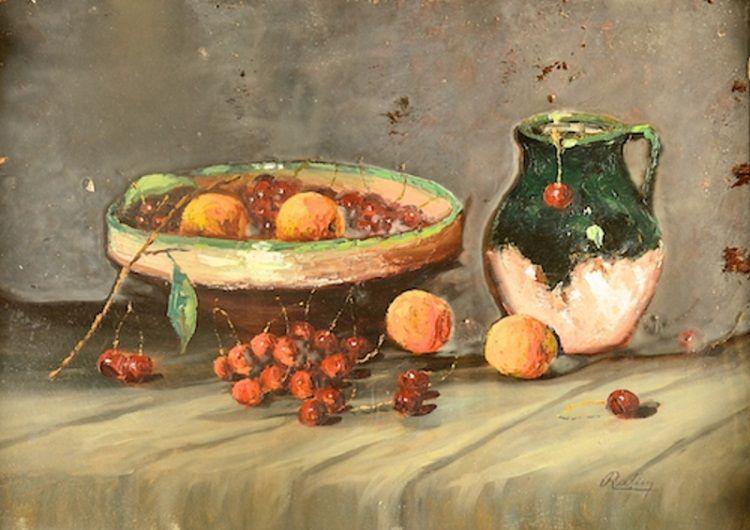 cornel_ratiu_natura_statica_cu_fructe