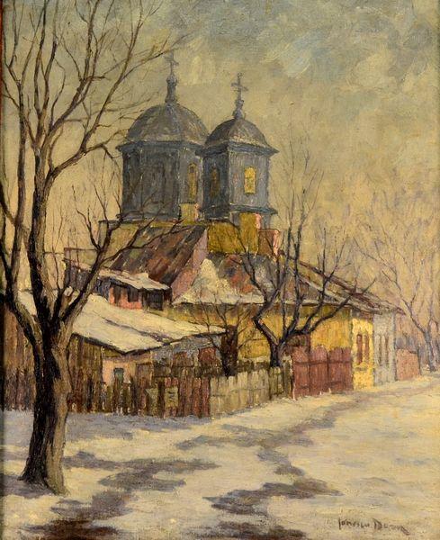 doru_gheorghe_ionescu_peisaj_de_iarna