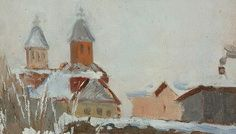 vasile_blendea_peisaj_de-iarna