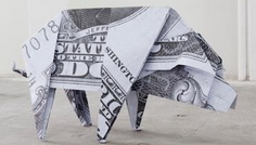 Imagine din expozitia Piggy Bank de la Salonul de Proiecte, foto_ Stefan Savab