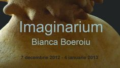 Afis expozitie Bianca maibl