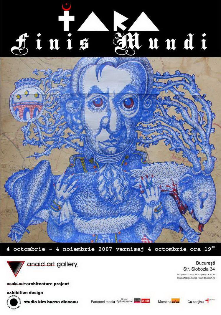 Anaid Art Afis Tara Finis Mundi