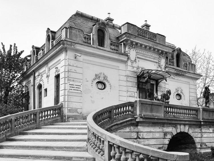 Casa Memoriala G. Enescu (2)