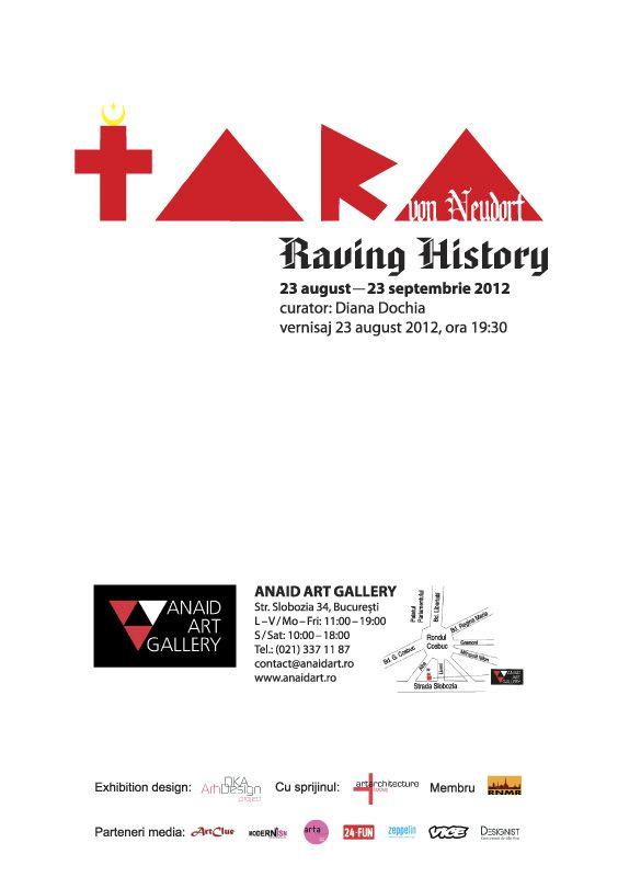 Invitatie spate - Raving History - Tara (von Neudorf)