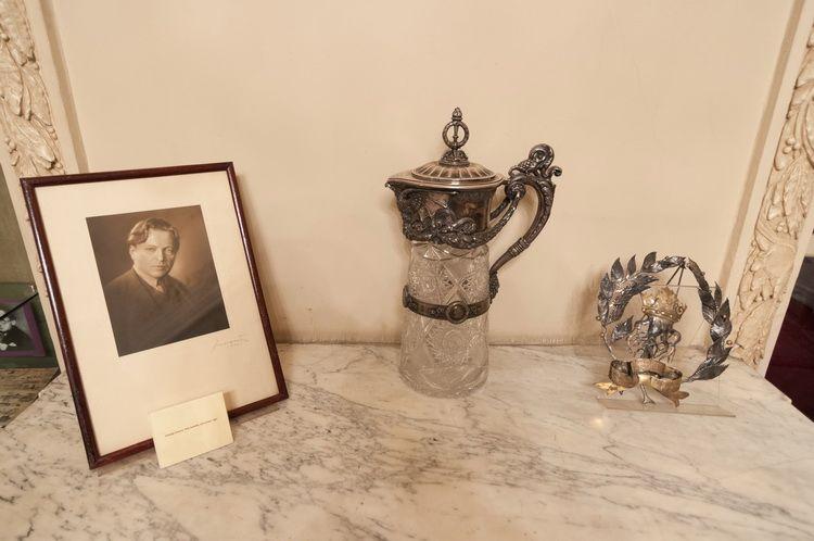 Palatul Cantacuzino - muzeul G. Enescu interior (11)