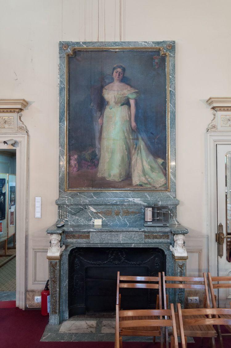 Palatul Cantacuzino - muzeul G. Enescu interior (16)