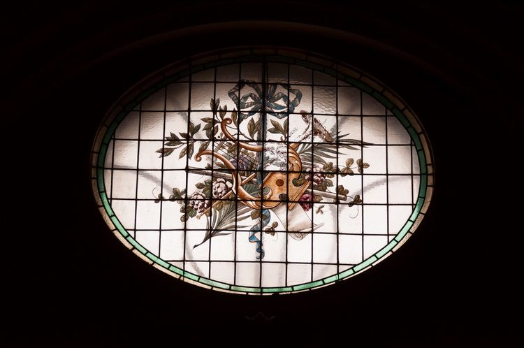 Palatul Cantacuzino - muzeul G. Enescu interior (22)