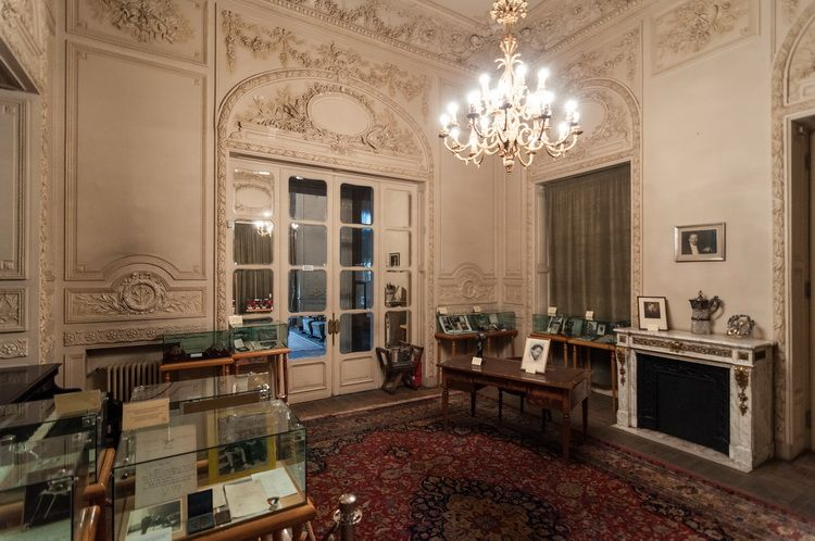 Palatul Cantacuzino - muzeul G. Enescu interior (7)