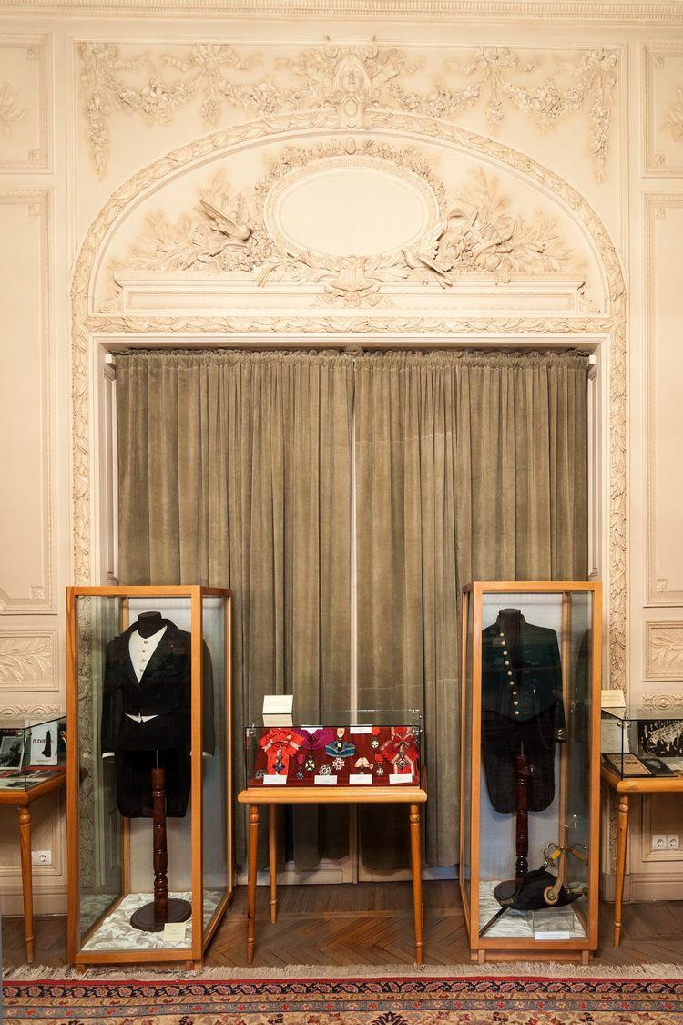 Palatul Cantacuzino - muzeul G. Enescu interior (9)