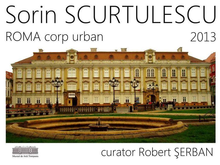 0. SORIN SCURTULESCU-MUZEUL DE ARTA  TIMISOARA