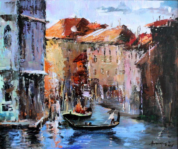 Ambrozie Nicolae- Venetie