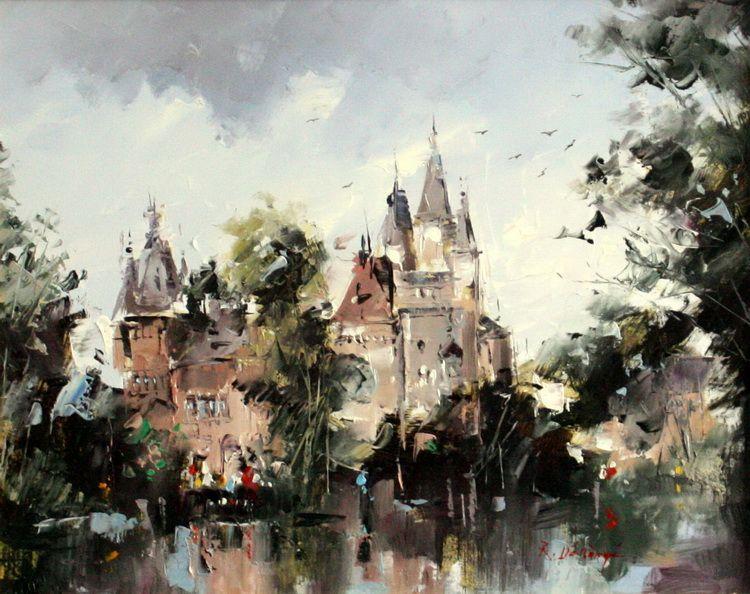 Ungaria- Castelul Vajdahunyad