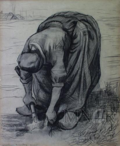 Colecţia de artă comparată Alexandra şi Barbu Slătineanu - Vincent van Gogh