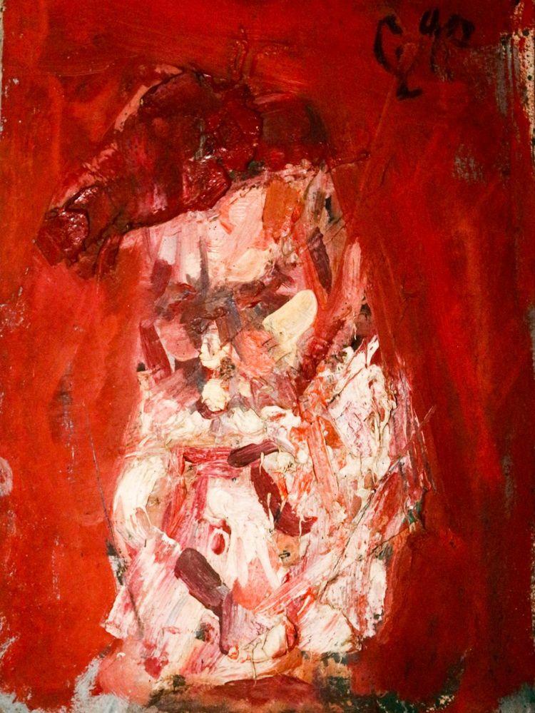 Liviu Cornescu-Portretul lui TACIUC