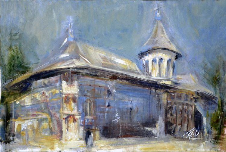 Vorone--Monastery