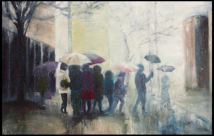 AC The rain