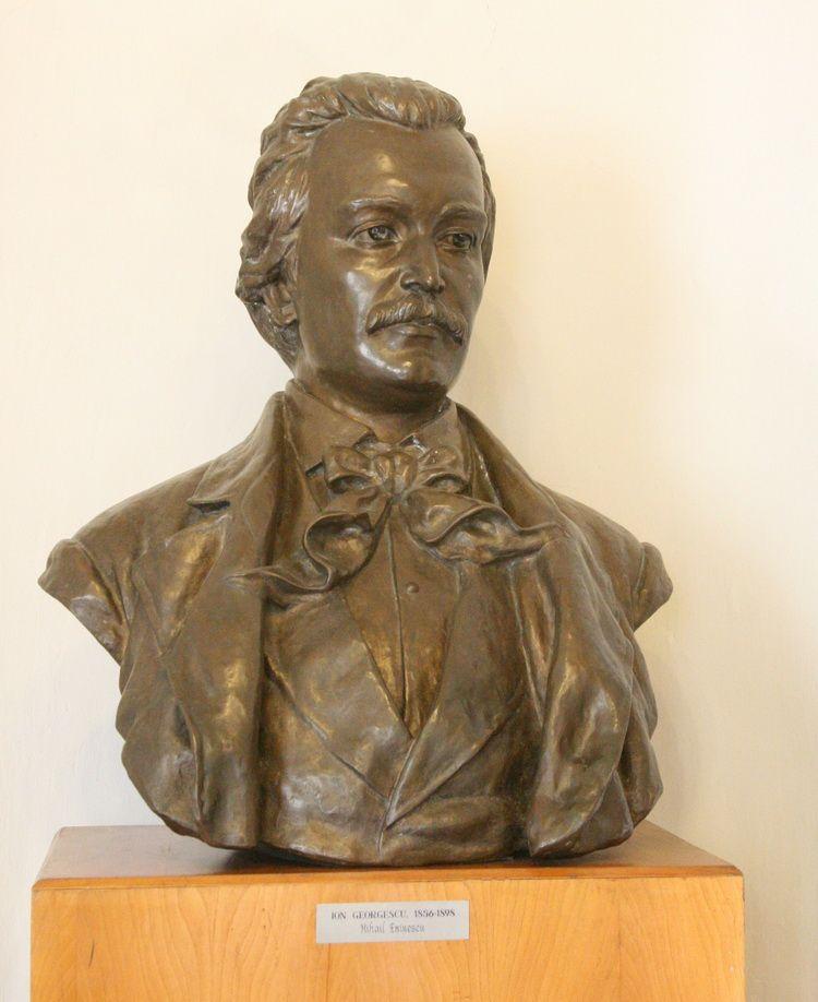 mihai eminescu ion georgescu muzeu cluj artinde