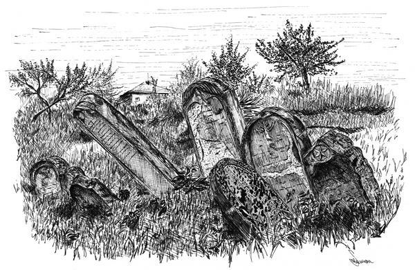 Cimitirul evreiesc din Cluj