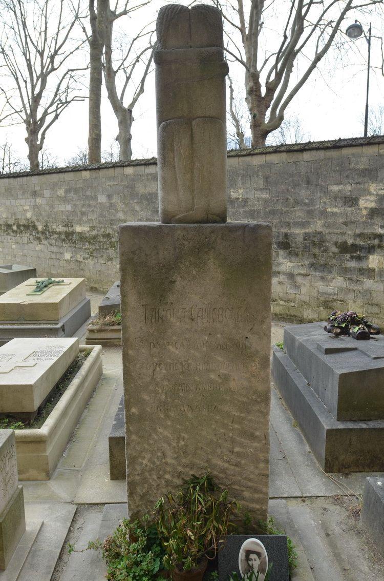 brancusi montparnasse cimitir artindex 005