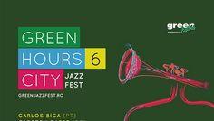Green Hours CITY JAZZ Fest 2014. Ed. a b6-a- 29 mai - 1 iunie