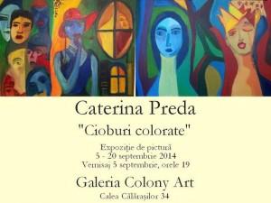invitatie expo Caterina Preda finala