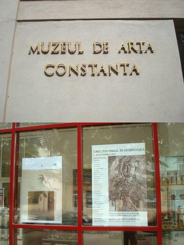 3. MUZEUL DE ARTA CONSTANTA n