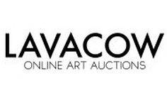 Lavacow logo