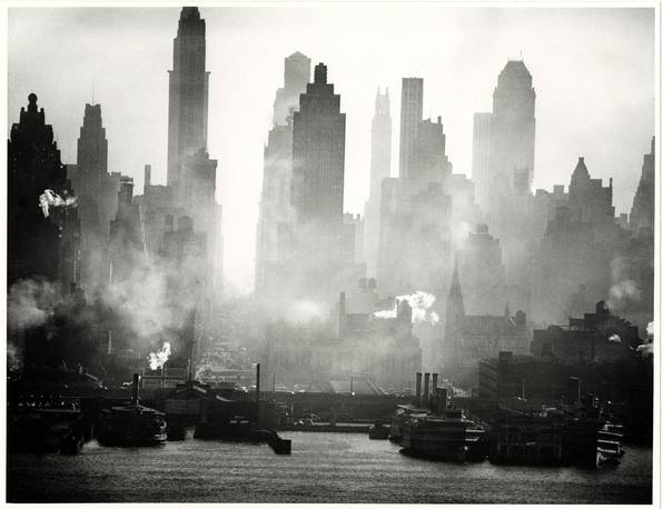 Andreas Feininger - 42nd Street View ( 1942)