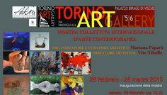 mostra collettiva def.TORINO ART GALLERY -