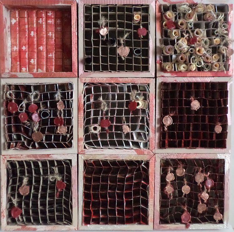 spatiul rugaciunii 2(2013)-100cmx100cm