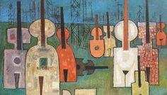 Camp cu instrumente muzicale, Alexandru Tipoica