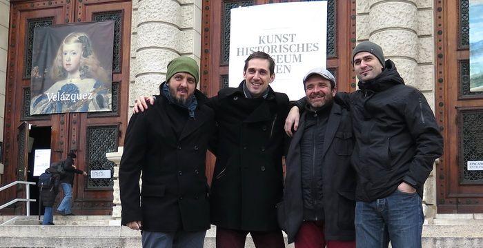 Cosmin Frunteş, Sorin Scurtulescu, Andrei Rosetti, Ciprian Bodea