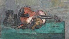 Natura statica cu vioara, Alexandru Ciucurencuv