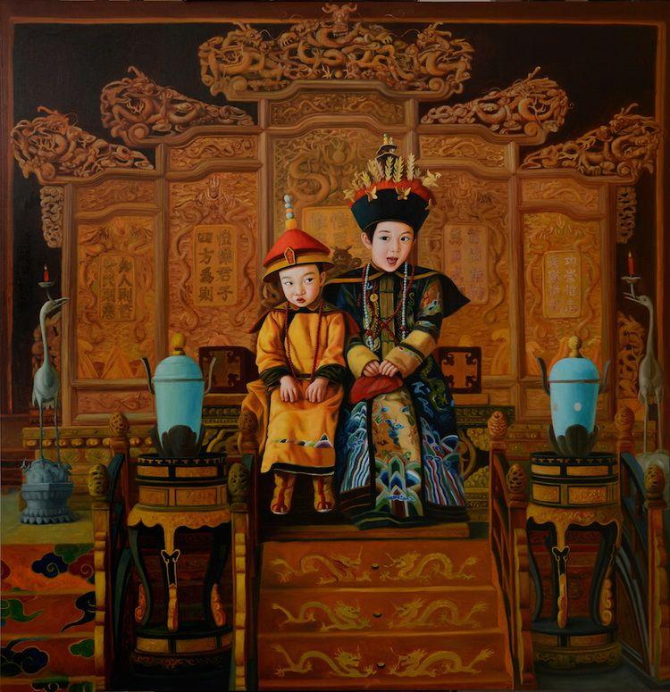 Puji You, Zhao Limin Artindex 008