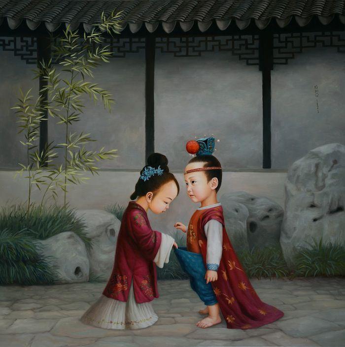 Puji You, Zhao Limin Artindex 009