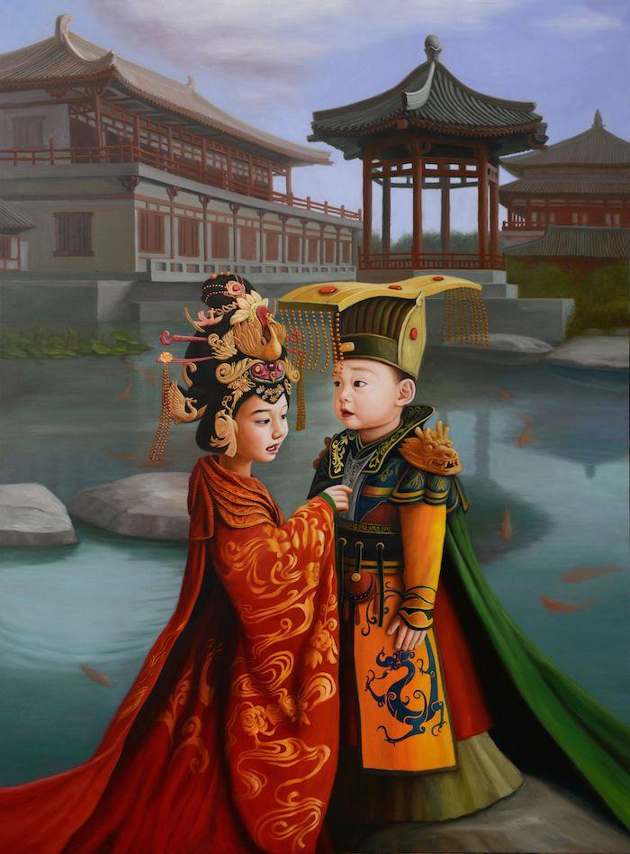 Puji You, Zhao Limin Artindex 011