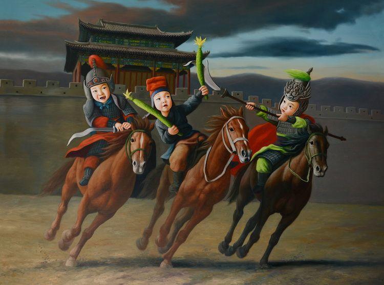 Puji You, Zhao Limin Artindex 013