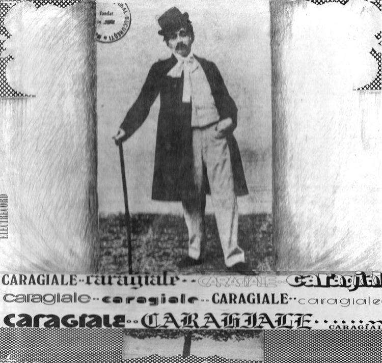 Coperta CARAGIALE - ELECTRECORD Kopie